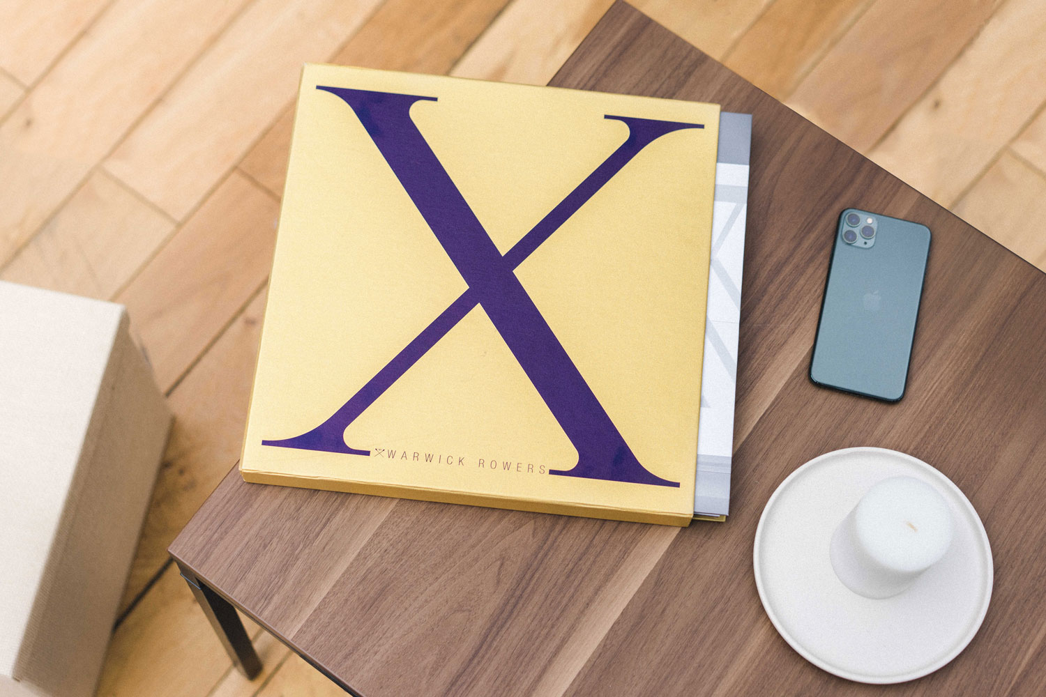 WR19 'X' : Signed Encased Limited Edition Coffee Table Book