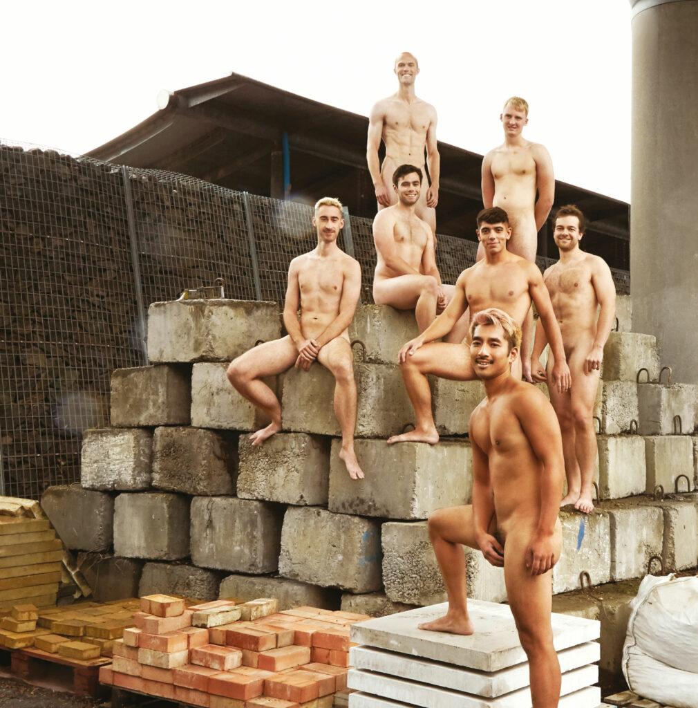 WR:  Healthier Masculinity Under Construction
