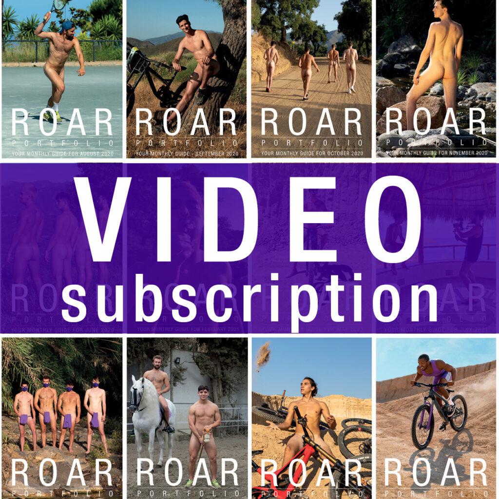 WR22 Portfolio Video Subscription