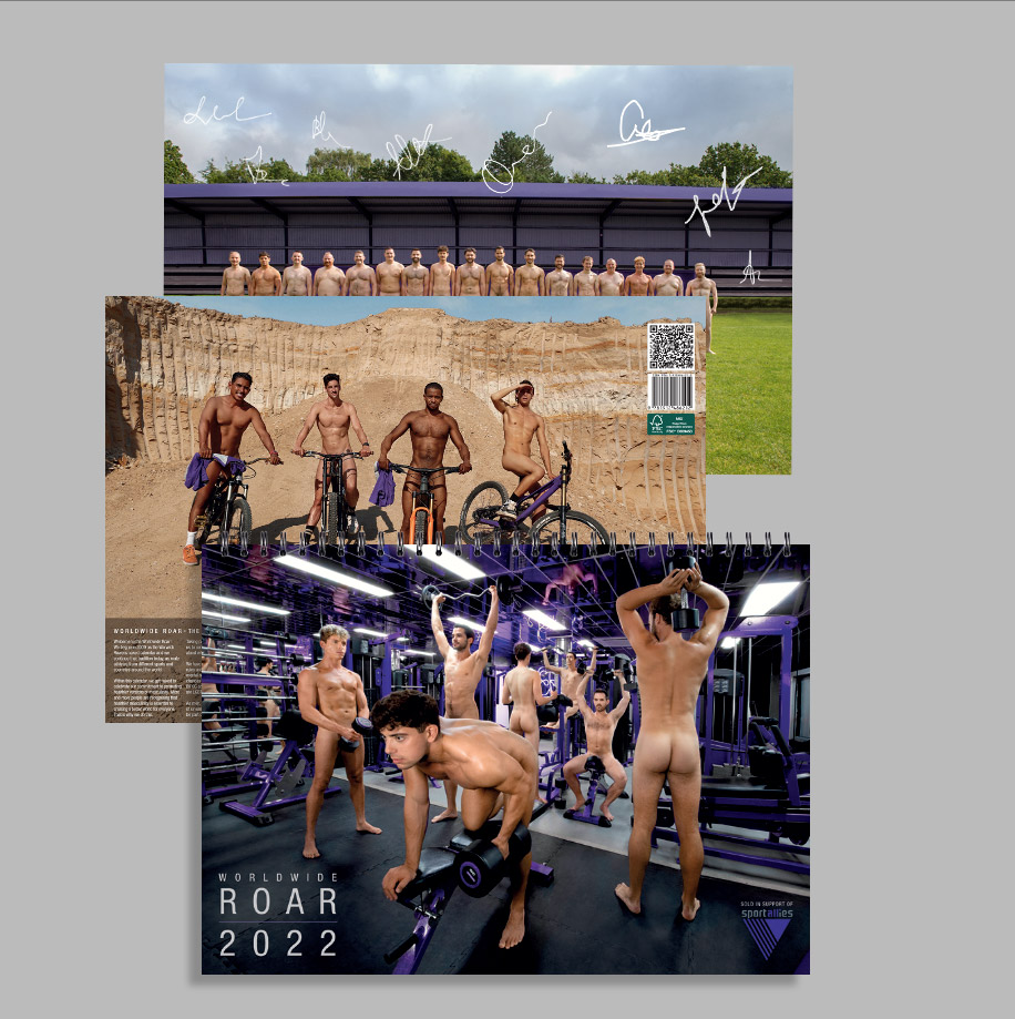 WR22 Signed Limited Edition Calendar
